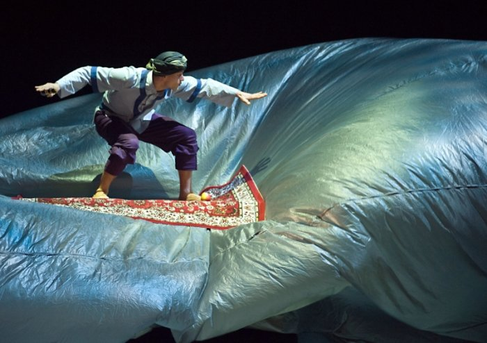Aktueller Theatertipp Premiere von Scheherazade am